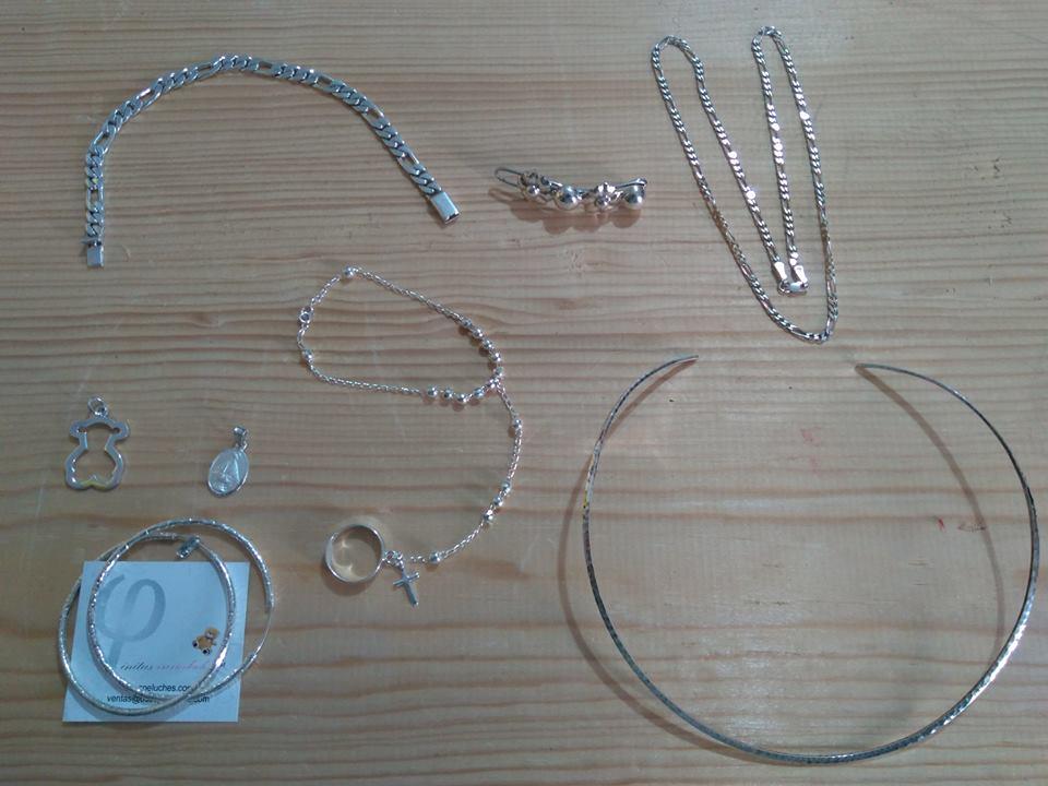 4acd61239f64 La mayor tienda de joyeria de plata 925 en México.